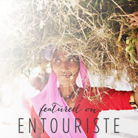 Featured on Entouriste